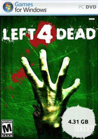 Left 4 Dead 1 + Türkçe Yama Full