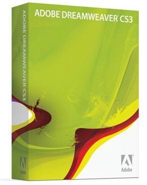 Adobe Dreamweaver CS3 Full + Crack Tek Link