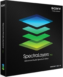 Sony Spectralayers Pro 3 v3.0.27 Full