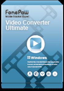FonePaw Video Converter Ultimate v1.4.0 Full
