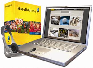 Rosetta Stone v4.5.5 Full