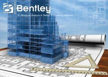 Bentley STAAD.Pro V8i v20.07.11.33 Full