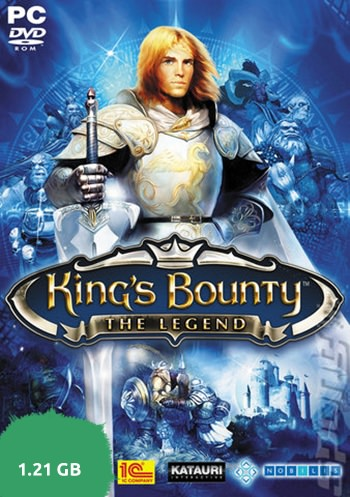 King's Bounty: The Legend Rip