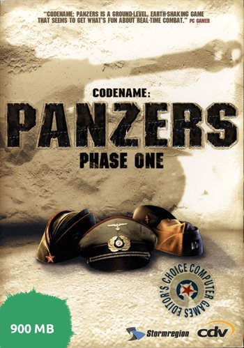Codename Panzers Phase One Rip