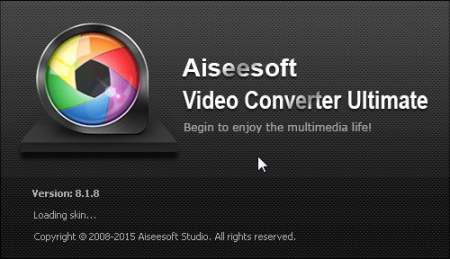Aiseesoft Video Converter Ultimate v9.0.20