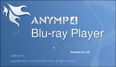 AnyMP4 Blu-ray Player v6.1.88