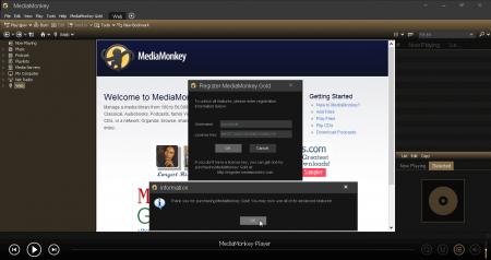 MediaMonkey Gold v4.1.13.1801