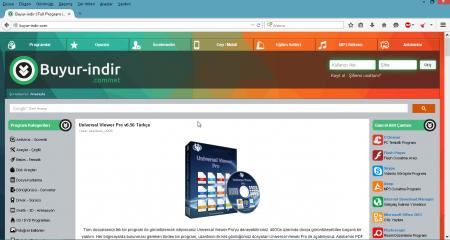 Mozilla Firefox v54.0 Türkçe (x86 / x64)