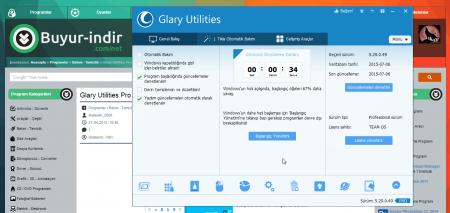 Glary Utilities Pro v5.53.0.74 Türkçe Katılımsız