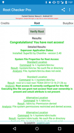 Root Checker Pro v3.95 - APK