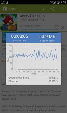 Internet Speed Meter v2.5.0 - APK