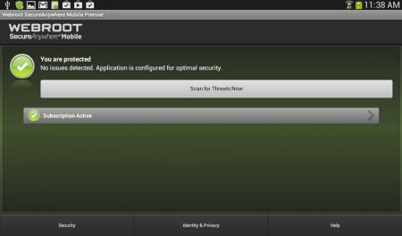 Webroot Security Premier v3.6.0 - APK