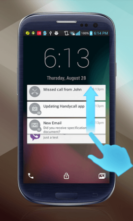 Lollipop Lockscreen Android L v1.50 - APK