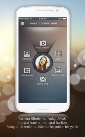 Photocracker Pro - Photo Editor v1.0 - APK