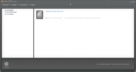 Daemon Tools Ultra v4.1.0.0489 Türkçe