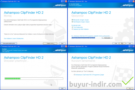 Ashampoo ClipFinder HD v2.48 Full
