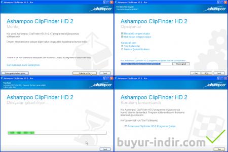 Ashampoo ClipFinder HD v2.52