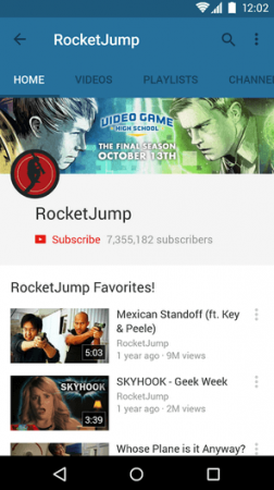 YouTube v11.01.53 Türkçe APK