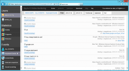 Spyrix Personal Monitor v8.0.3