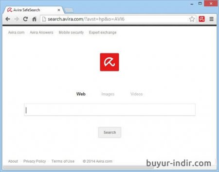Avira Browser Beta v1.0