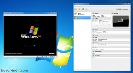 VirtualBox v5.2.8 B121009 Türkçe