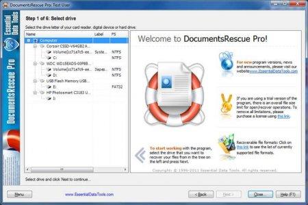 DocumentsRescue Pro v6.13 Full indir