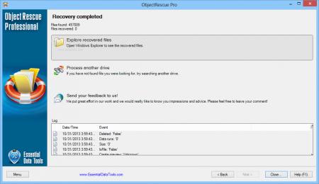 ObjectRescue Pro v6.13 Full