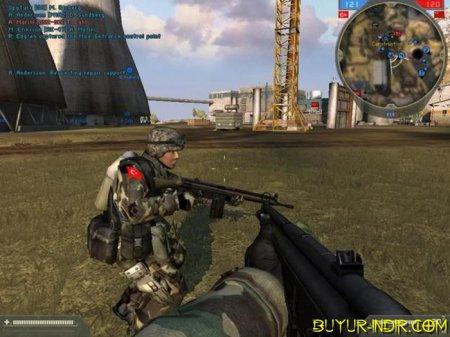 Battlefield 2 Türkiye Paketi v1.1