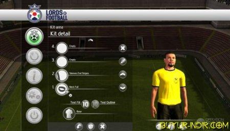 Lords of Football Oyun İncelemesi
