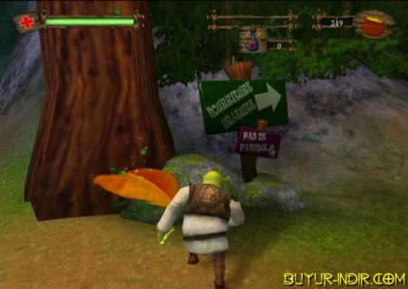 Shrek 2 PC Full Tek Link