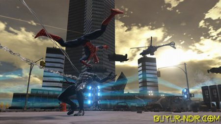 Spider-Man Web Of Shadows Full Tek Link