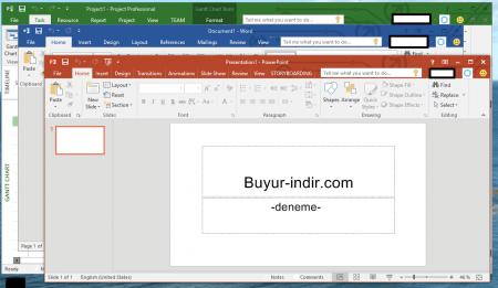 Microsoft Office 2016 ProPlus + Aktivator Full
