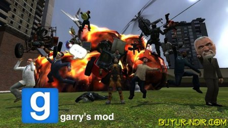 Garry's Mod 13 Türkçe Full Tek Link