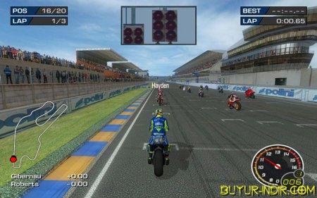 MotoGP 2 Ultimate Racing Technology Tek Link