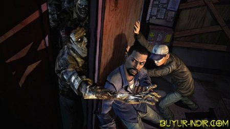 The Walking Dead: Episode 1 Türkçe Tek Link
