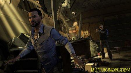 The Walking Dead: Episode 3 Türkçe Tek Link