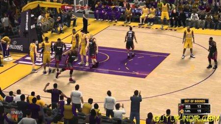 NBA 2K13 Tek Link Full PC