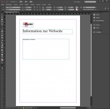 Adobe InDesign CC 2015 v11.01 Full Türkçe