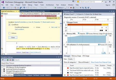 Microsoft Visual Studio 2015 Enterprise Full (x32 / x64)