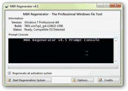 MBR Regenerator v4.5