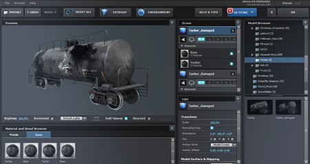 Video Copilot Element 3D 2 v2.2.02147