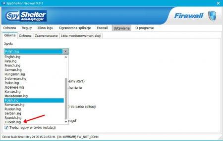 SpyShelter Firewall v9.9.1 Türkçe Full