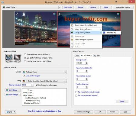 DisplayFusion Pro v8.1.1