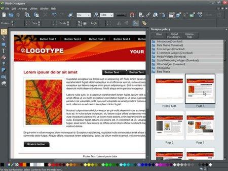 MAGIX Web Designer 11 Premium Full