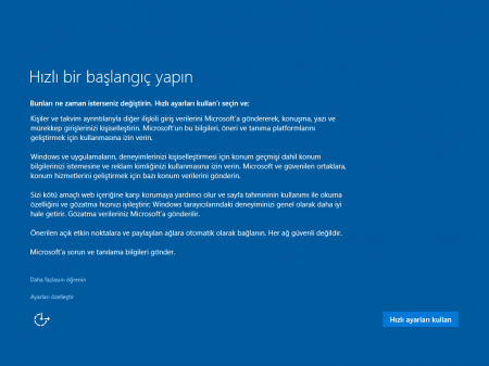 Windows 10 Pro - Home Türkçe Full (x32 / x64)