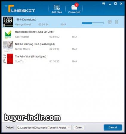 TunesKit Audiobook Converter for Windows v2.2.0 Full