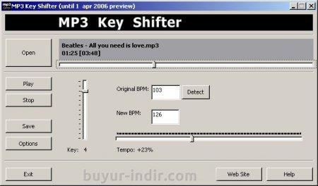 MP3 Keyshifter v3.3 Full