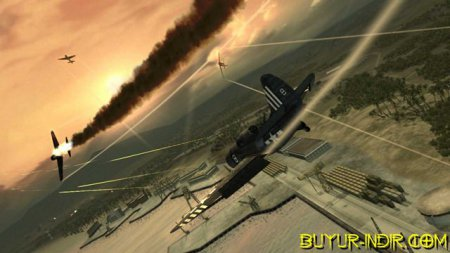 Blazing Angels Squadrons of WWII Rip