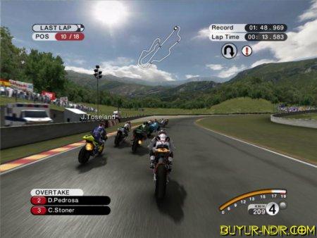 Moto GP 07 Rip