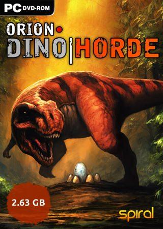 Orion: Dino Horde PC Tek Link Full